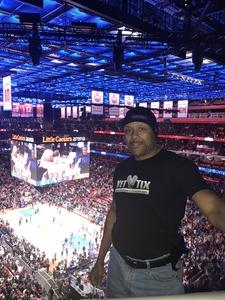 Douglas attended Detroit Pistons vs. Miami Heat - NBA on Feb 3rd 2018 via VetTix