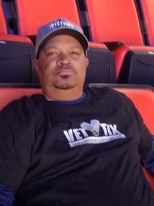 Demetrius attended Detroit Pistons vs. New Orleans Pelicans - NBA on Feb 12th 2018 via VetTix