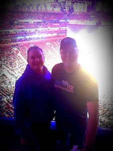 Richard attended Detroit Pistons vs. New Orleans Pelicans - NBA on Feb 12th 2018 via VetTix