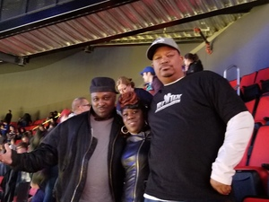 Demetrius attended Detroit Pistons vs. Chicago Bulls - NBA on Mar 9th 2018 via VetTix