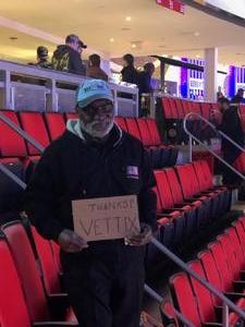 Alfred attended Detroit Pistons vs. LA Lakers - NBA on Mar 26th 2018 via VetTix