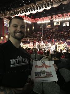 Click To Read More Feedback from Lion Fight 40 - Muay Thai Fighting - Presented by Lion Fight Promotions