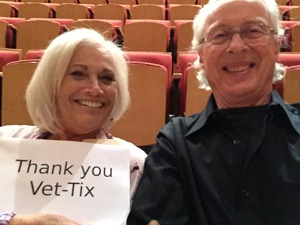 Michael attended Phoenix Symphony Hall Presents: Candide by Leonard Bernstein on Feb 3rd 2018 via VetTix