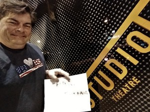 James attended Curve of Departure on Jan 19th 2018 via VetTix