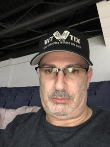 Richard attended Rochester Americans vs. Wilkes-barre Scranton Penguins - AHL on Feb 16th 2018 via VetTix
