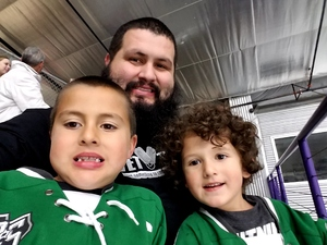 Click To Read More Feedback from Lone Star Brahmas vs. Topeka Roadrunners - NAHL