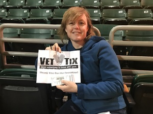 Chris attended Motorcyles on Ice - Xtreme International Ice Racing on Jan 27th 2018 via VetTix