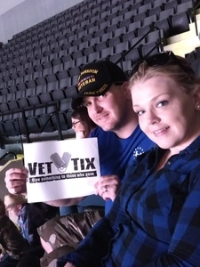 Robert attended PBR - 25th Anniversary - Unleash the Beast - Tickets Good for Sunday Only. on Jan 28th 2018 via VetTix