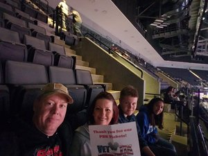 Christopher attended PBR - 25th Anniversary - Unleash the Beast - Tickets Good for Sunday Only. on Jan 28th 2018 via VetTix
