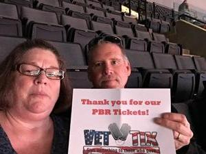 Deborah attended PBR - 25th Anniversary - Unleash the Beast - Tickets Good for Sunday Only. on Jan 28th 2018 via VetTix