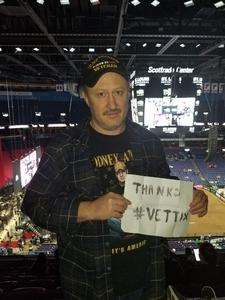 Cody attended PBR - 25th Anniversary - Unleash the Beast - Tickets Good for Saturday Only. on Feb 17th 2018 via VetTix