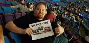 RYAN attended PBR - 25th Anniversary - Unleash the Beast - Tickets Good for Sunday Only. on Feb 18th 2018 via VetTix
