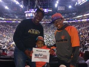Click To Read More Feedback from Phoenix Suns vs. New York Knicks - NBA