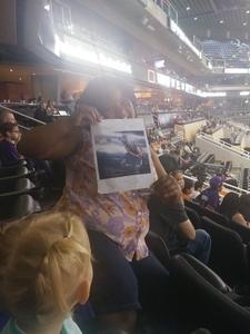 Ja'Von attended Phoenix Suns vs. Charlotte Hornets - NBA on Feb 4th 2018 via VetTix