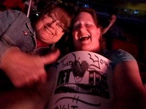 R.T., USAF, Ret. attended Brad Paisley - Weekend Warrior World Tour With Dustin Lynch, Chase Bryant and Lindsay Ell on Jan 27th 2018 via VetTix