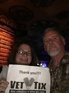 Deborah attended Local Brews Local Grooves at House of Blues San Diego on Feb 18th 2018 via VetTix