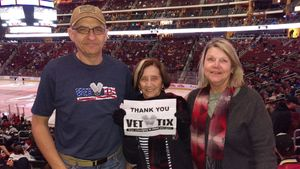 Rich attended Arizona Coyotes vs. Dallas Stars - NHL on Feb 1st 2018 via VetTix