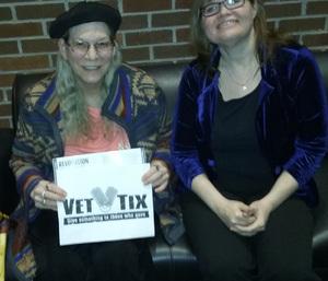 Linda attended Revolution - Presented by the Lexington Philharmonic on Feb 9th 2018 via VetTix