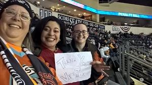 Click To Read More Feedback from Kansas City Mavericks vs. Rapid City Rush - ECHL