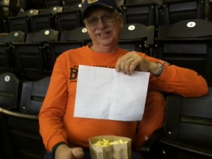 Steve attended Oregon State University Beavers vs. Washington - NCAA Men's Basketball on Feb 10th 2018 via VetTix