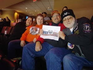 Michael W. attended Kansas City Mavericks vs. Cincinnati Cyclones - ECHL on Feb 3rd 2018 via VetTix