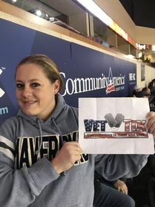 Tara attended Kansas City Mavericks vs. Cincinnati Cyclones - ECHL on Feb 3rd 2018 via VetTix