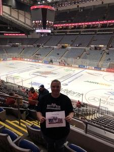 Toni attended Fort Wayne Komets vs. Wichita Thunder - ECHL on Feb 7th 2018 via VetTix