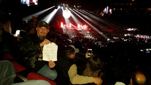 Richard attended Kid Rock With a Thousand Horses - American Rock N' Roll Tour on Feb 3rd 2018 via VetTix