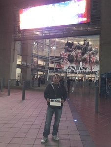 Alejandro attended Kid Rock With a Thousand Horses - American Rock N' Roll Tour on Feb 3rd 2018 via VetTix