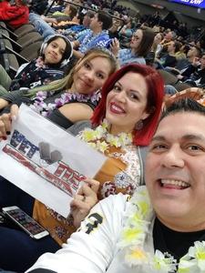 Ramon attended Jacksonville Icemen vs. Atlanta Gladiators - ECHL on Feb 10th 2018 via VetTix