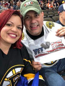 Ramon attended Jacksonville Icemen vs. Norfolk Admirals - ECHL on Feb 23rd 2018 via VetTix