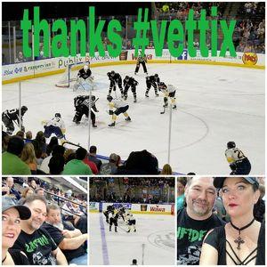 Tony attended Jacksonville Icemen vs. Norfolk Admirals - ECHL on Feb 23rd 2018 via VetTix