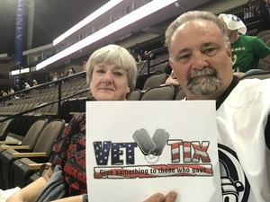 John attended Jacksonville Icemen vs. Brampton Beast - ECHL on Feb 25th 2018 via VetTix