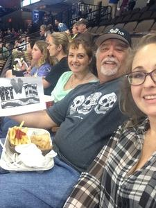 Roger attended Jacksonville Icemen vs. Brampton Beast - ECHL on Feb 25th 2018 via VetTix