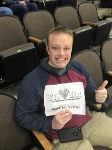 greg attended Jacksonville Icemen vs. Brampton Beast - ECHL on Feb 25th 2018 via VetTix