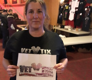 Lynda attended G3: Joe Satriani, John Petrucci (dream Theater), Phil Collen (def Leppard) on Feb 12th 2018 via VetTix