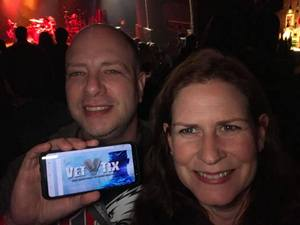 Dan attended Grunge Night: the Nirvana Experience on Feb 9th 2018 via VetTix