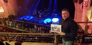Rob attended Grunge Night: the Nirvana Experience on Feb 9th 2018 via VetTix