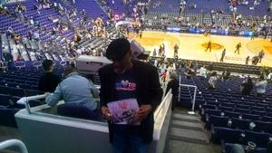 Vernon attended Phoenix Suns vs. Denver Nuggets - NBA on Feb 10th 2018 via VetTix