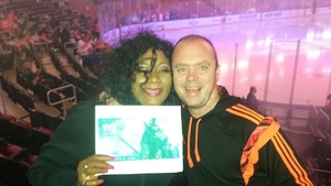 Glen attended Florida Panthers vs. Detroit Red Wings - NHL on Feb 3rd 2018 via VetTix