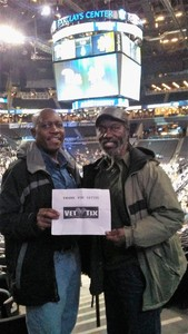 Charles attended 2018 ACC Men's Basketball Tournament - 12pm & 2pm Session on Mar 6th 2018 via VetTix
