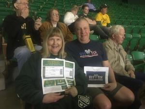 Charles attended Baylor Lady Bears vs. Kansas - NCAA Women's Basketball on Feb 17th 2018 via VetTix