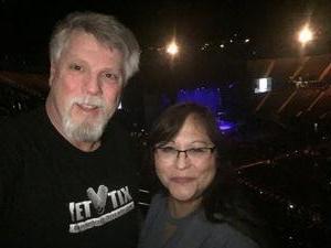 Jayson attended Miranda Lambert Livin Like Hippies Tour on Feb 10th 2018 via VetTix