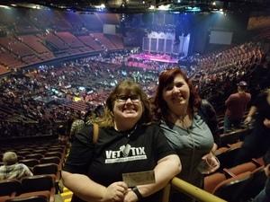 Christopher attended Miranda Lambert Livin Like Hippies Tour on Feb 10th 2018 via VetTix