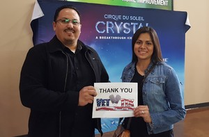 Click To Read More Feedback from Cirque Du Soleil Crystal - Presented by the HEB Center