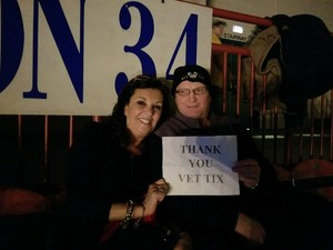 Bill Tull attended NRA Country Concert Featuring Granger Smith and Locash With Special Guests Earl Dibbles, Jr. And Nate Hosie on Feb 10th 2018 via VetTix