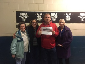ROBERT attended NRA Country Concert Featuring Granger Smith and Locash With Special Guests Earl Dibbles, Jr. And Nate Hosie on Feb 10th 2018 via VetTix