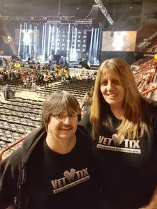 Janet attended NRA Country Concert Featuring Granger Smith and Locash With Special Guests Earl Dibbles, Jr. And Nate Hosie on Feb 10th 2018 via VetTix