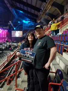 Dale attended NRA Country Concert Featuring Granger Smith and Locash With Special Guests Earl Dibbles, Jr. And Nate Hosie on Feb 10th 2018 via VetTix