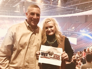 Robert attended The Breakers Tour Featuring Little Big Town With Kacey Musgraves and Midland on Feb 9th 2018 via VetTix